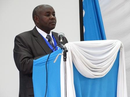 Dr. Daniel Komo Gakunga